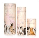 scatter tube for pets