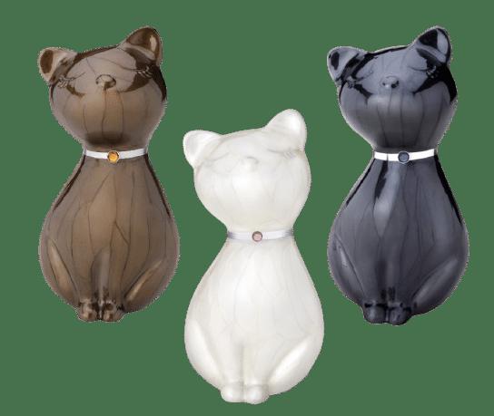 Princess cat urn